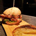 Crispy pork Sandwich